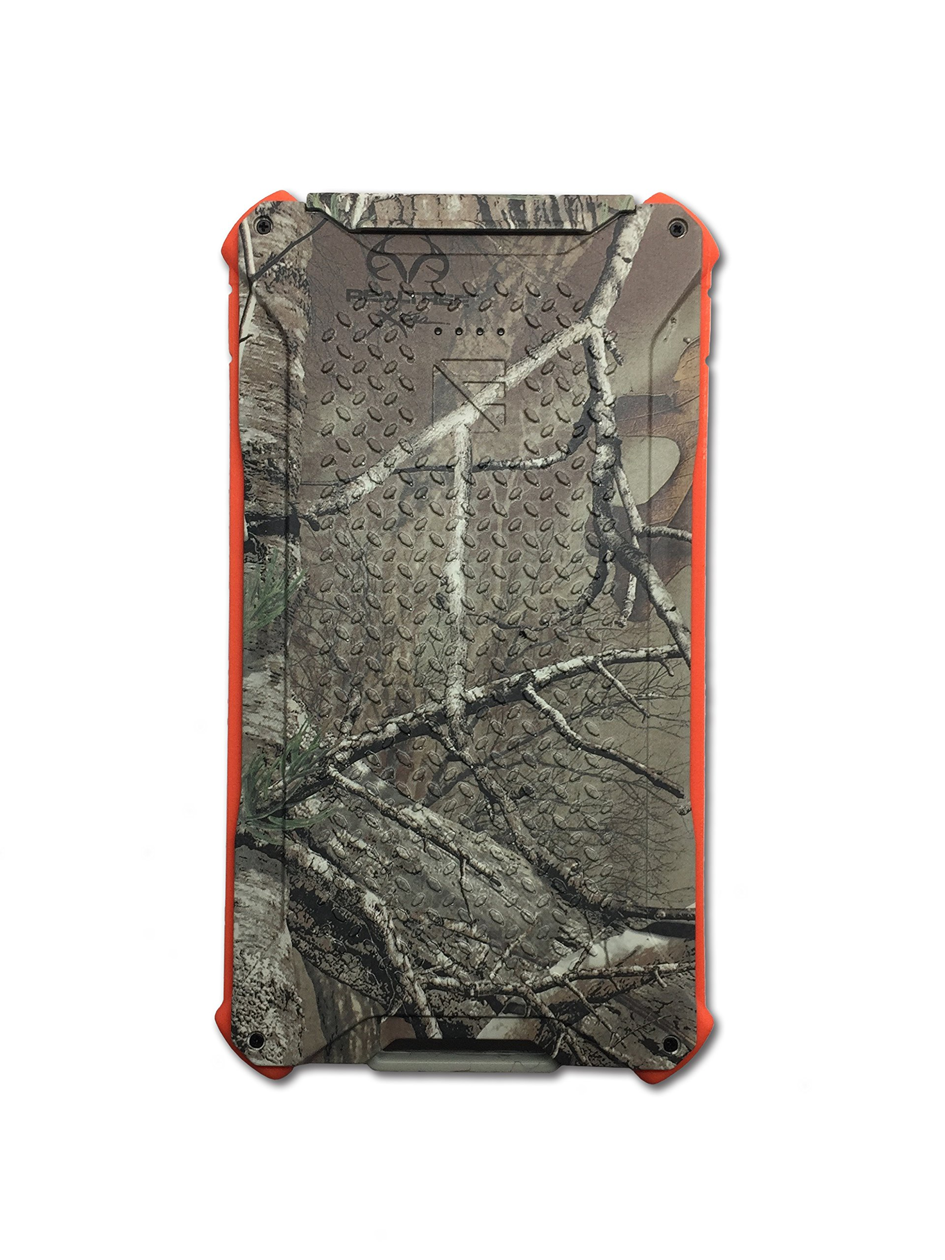 Dark Energy Poseidon IP68 Waterproof, Shockproof, Dustproof, 10,000mah, 2 USB Port, 3.4 Amp Portable Charger and Light PLUS Paracord Charging Cable, Realtree by Dark Energy (Image #7)
