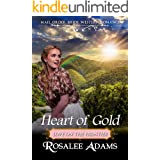 Heart of Gold: Historical Western Romance