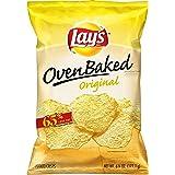 Lay's Oven Baked Original Potato Crisps, 6.25 Ounce