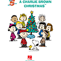 A Charlie Brown Christmas(TM) (Five-Finger Piano) book cover