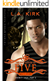 The Protection of Five: Reverse Harem Serial (Divinity Saga: Mega's Story Book 3)