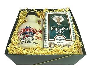 Vermont Maple Syrup & Buttermilk Pancake Mix Gift Box
