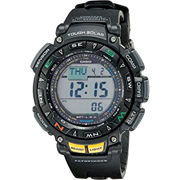 powerful Casio Pathfinder Triple