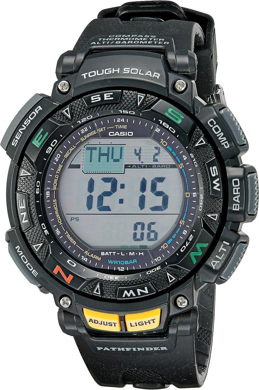 Casio Men s Pathfinder Triple Sensor Multi-Function Sport Watch