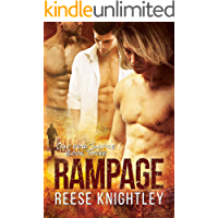 Rampage (Out for Justice Book 3) book cover