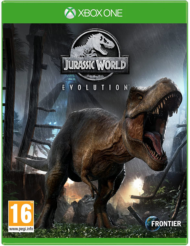 Jurassic World: Evolution X1 [Importación francesa]: Amazon.es ...