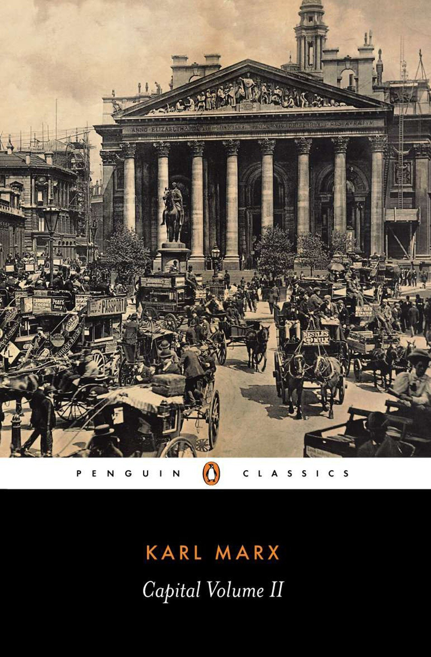 Capital : A Critique of Political Economy (Penguin Classics) (Volume 2) pdf epub