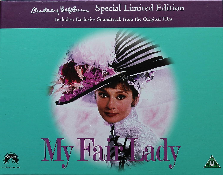 My Fair Lady [Reino Unido] [VHS]: Amazon.es