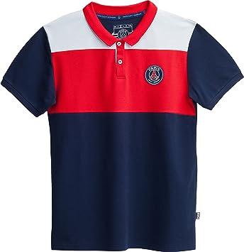 PARIS SAINT GERMAIN Polo PSG - Collection officielle Taille adulte homme L 8u9cdD3K