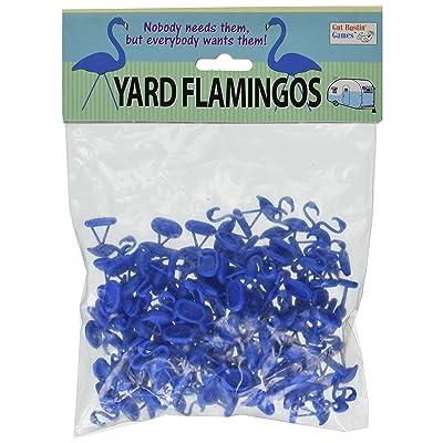 Gut Bustin' Games 1013 Trailer Park Wars, Blue Flamingos: Toys & Games