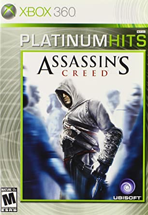 Assassin S Creed Platinum Xbox 360 Microsoft Xbox 360 Computer