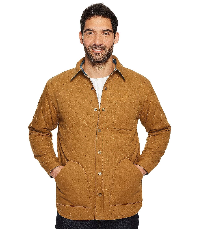 ペンドルトン アウター コート Reversible Canvas Jacket Tan Canvas [並行輸入品] B078MB88YJ