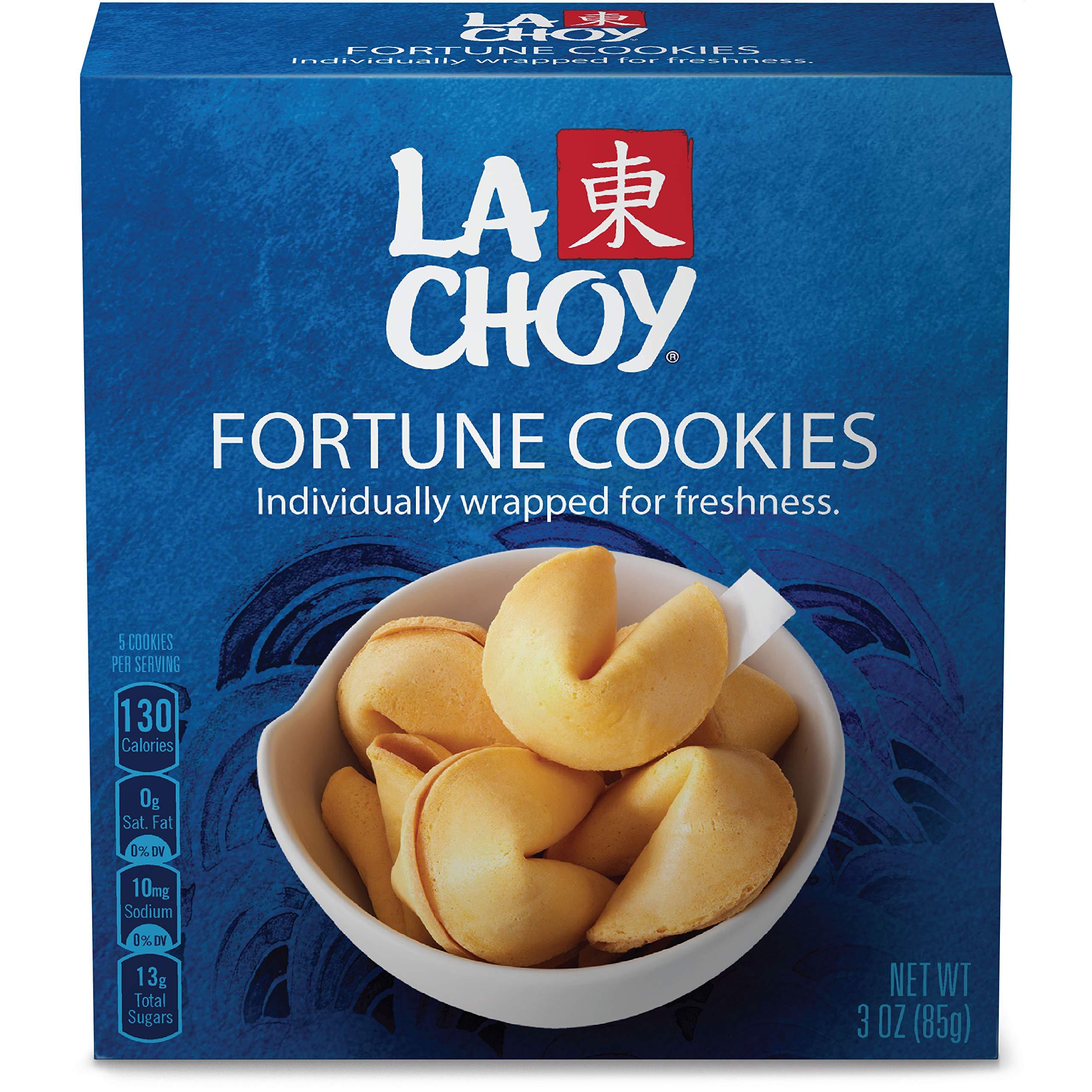 La Choy Fortune Cookies, 3 oz, 12 Pack