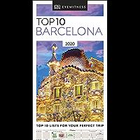 DK Eyewitness Top 10 Barcelona: 2020 (Travel Guide) (Pocket Travel Guide)