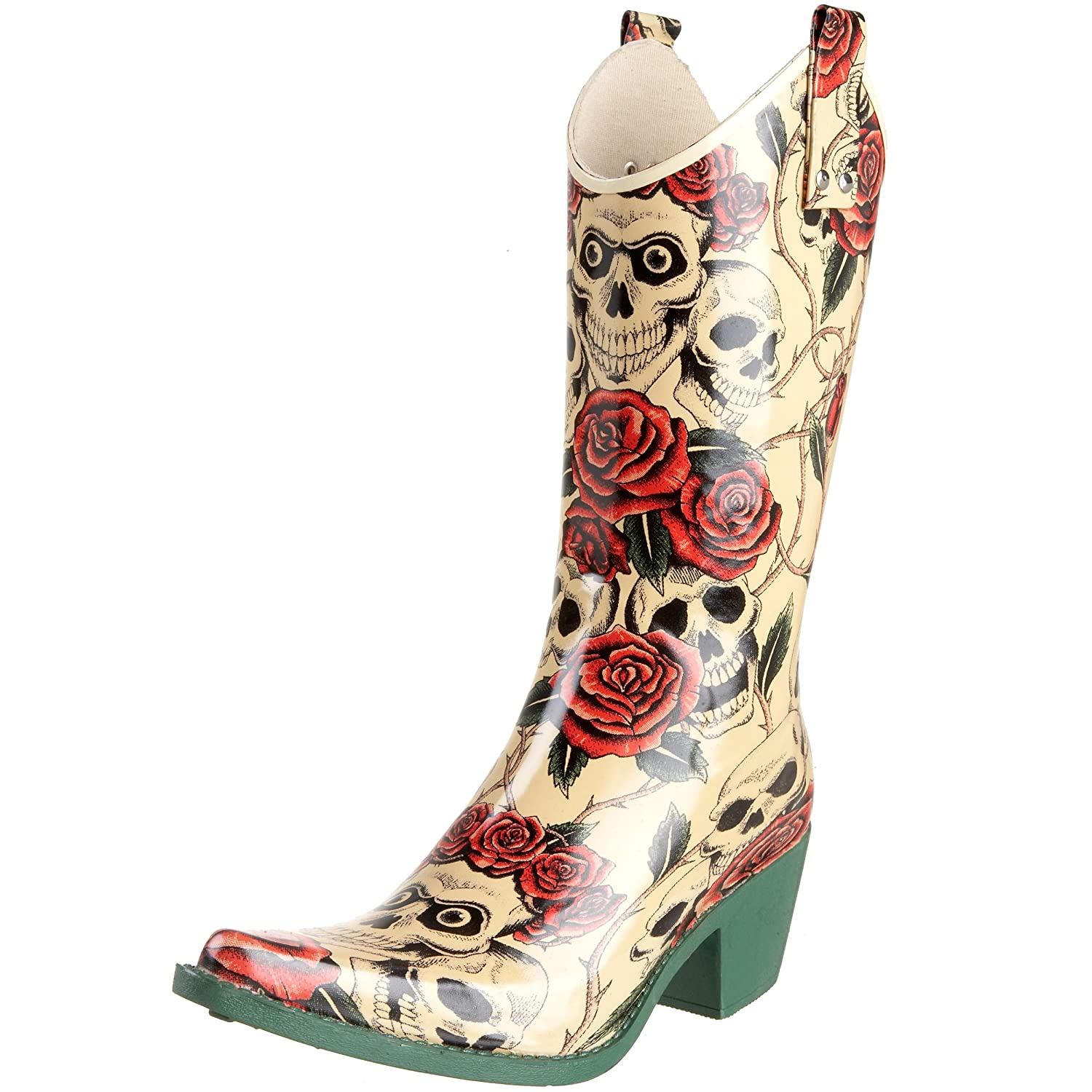 d8cac33d8fc Nomad Women's Yippy Rain Boot: Amazon.co.uk: Shoes & Bags