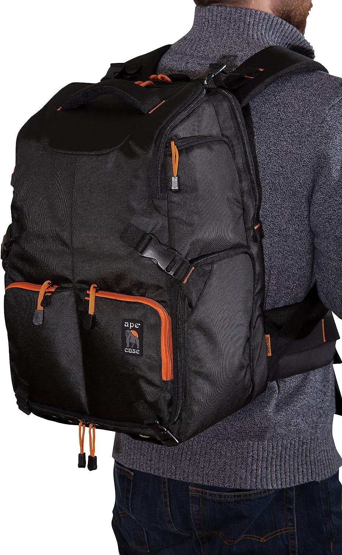 Anbee carcasa negro mochila mochila bolsa de viaje de almacenamiento caso para DJI Phantom 3 Phantom 4/RC Drone