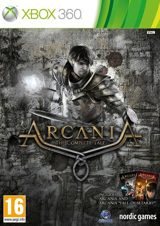 Nordic Games Arcania The Complete Tale, Xbox 360 Xbox 360 vídeo - Juego (Xbox 360, Xbox 360, Acción, Soporte físico): Amazon.es: Videojuegos