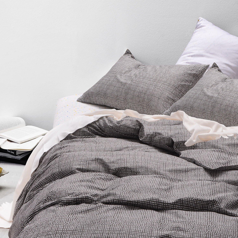 stripe bedroom satin size linen duvet pillowcase bed sheets pair bedlinen cover accessories zipper king