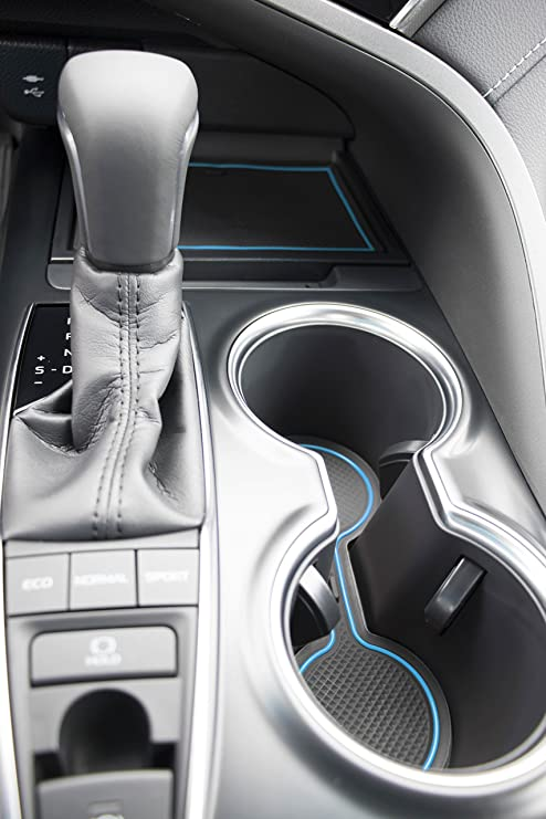 Toyota Camry Accessories >> Amazon Com Custom Fit Cup Holder And Door Liner Accessories For