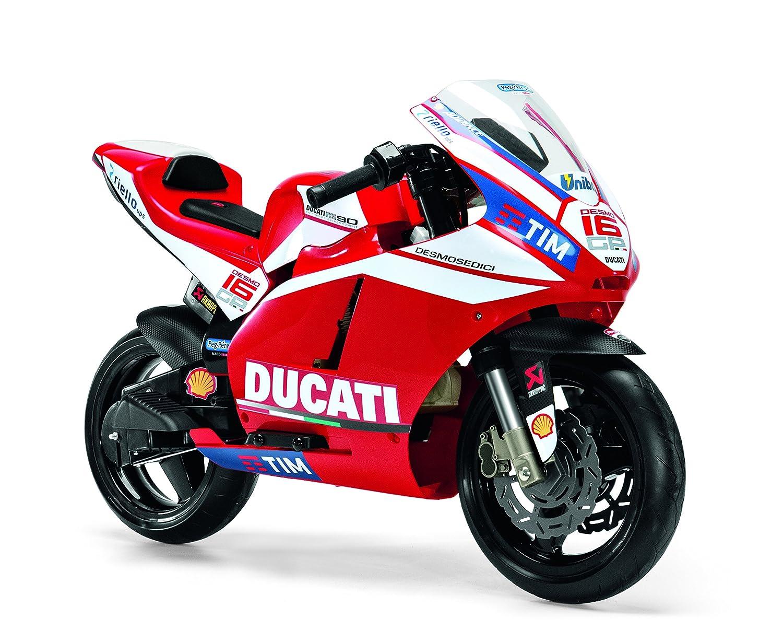 Amazoncom Peg Perego Igmc0020us Ducati Gp Motorcycle Toys Games