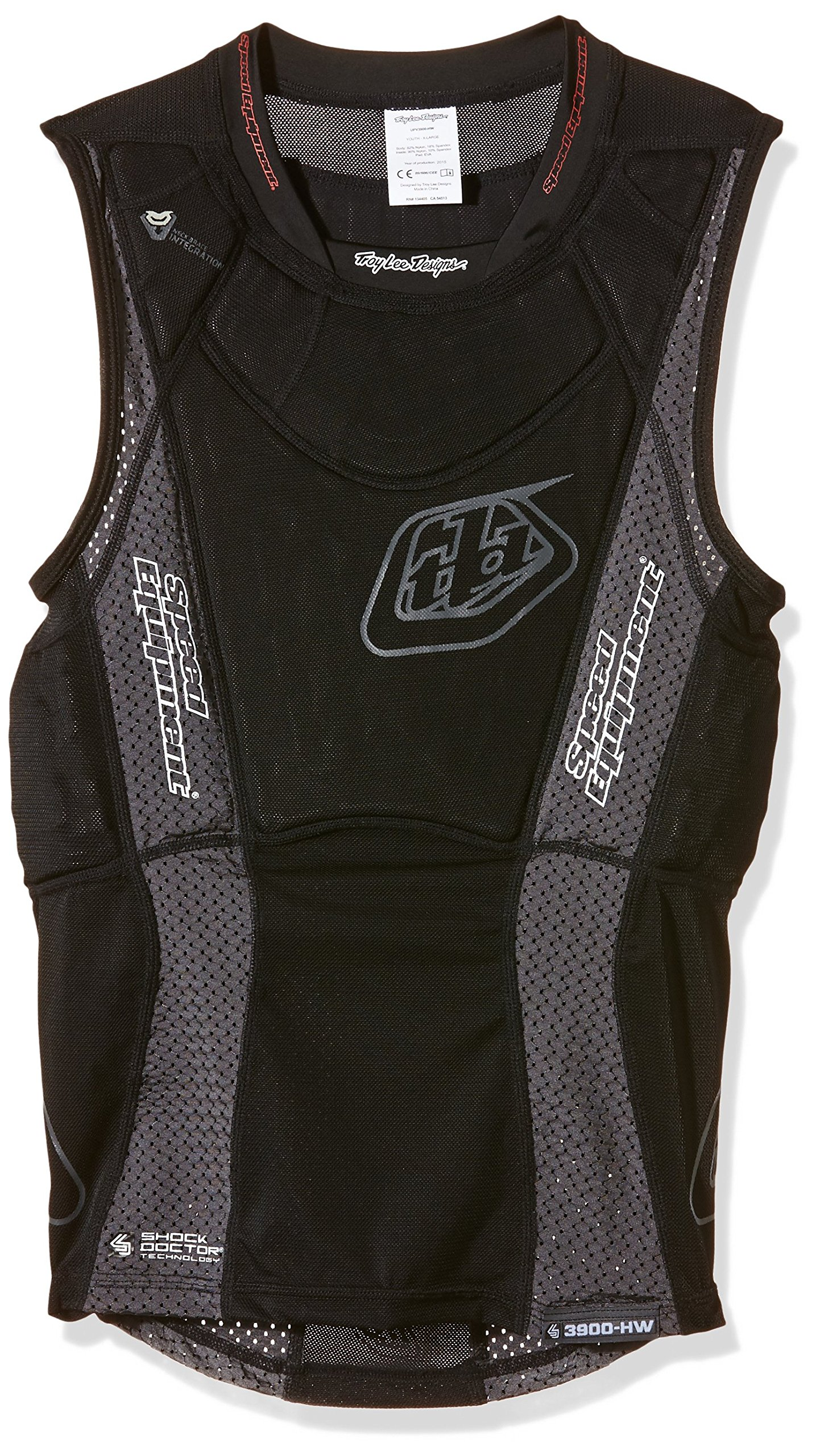 Troy Lee Designs Youth 3900 Ultra Protective Vest-YXL