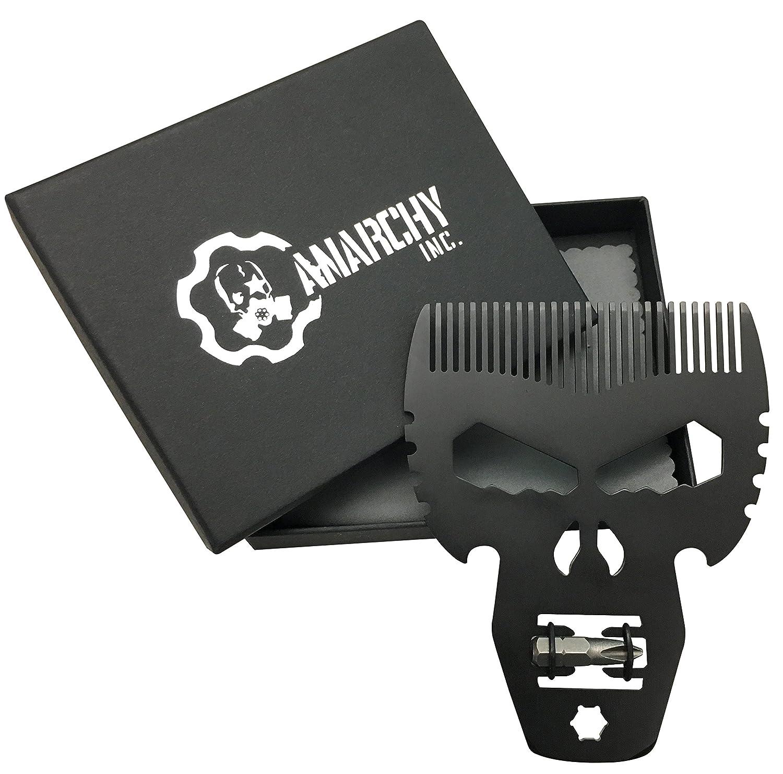 Amazon.com: Anarchy Inc. – Limited Edition Cráneo Titanium ...