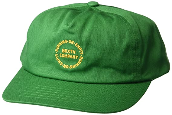 ac4ce79739894 Amazon.com  Brixton Men s Bound Low Profile Adjustable Hat