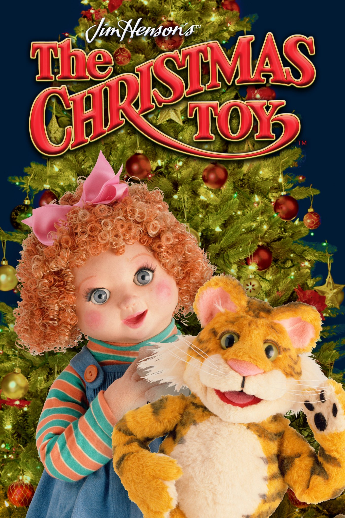 Amazon.com: The Christmas Toy: Dave Goelz, Steve Whitmire, Kathryn ...