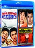 Harold & Kumar: Unrated Double Feature (Harold & Kumar Go to White Castle / Harold & Kumar Escape from Guantanamo Bay) [Blu-ray]