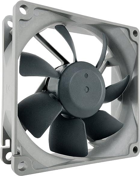 Noctua NF-R8 redux-1800 PWM, Ventilador de Alto Rendimiento, 4 Pines, 1800 RPM (80mm, Gris): Amazon.es: Informática