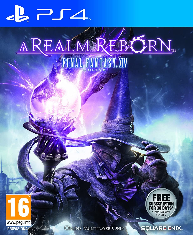 Final Fantasy XIV: A Realm Reborn (PS4): Amazon co uk: PC