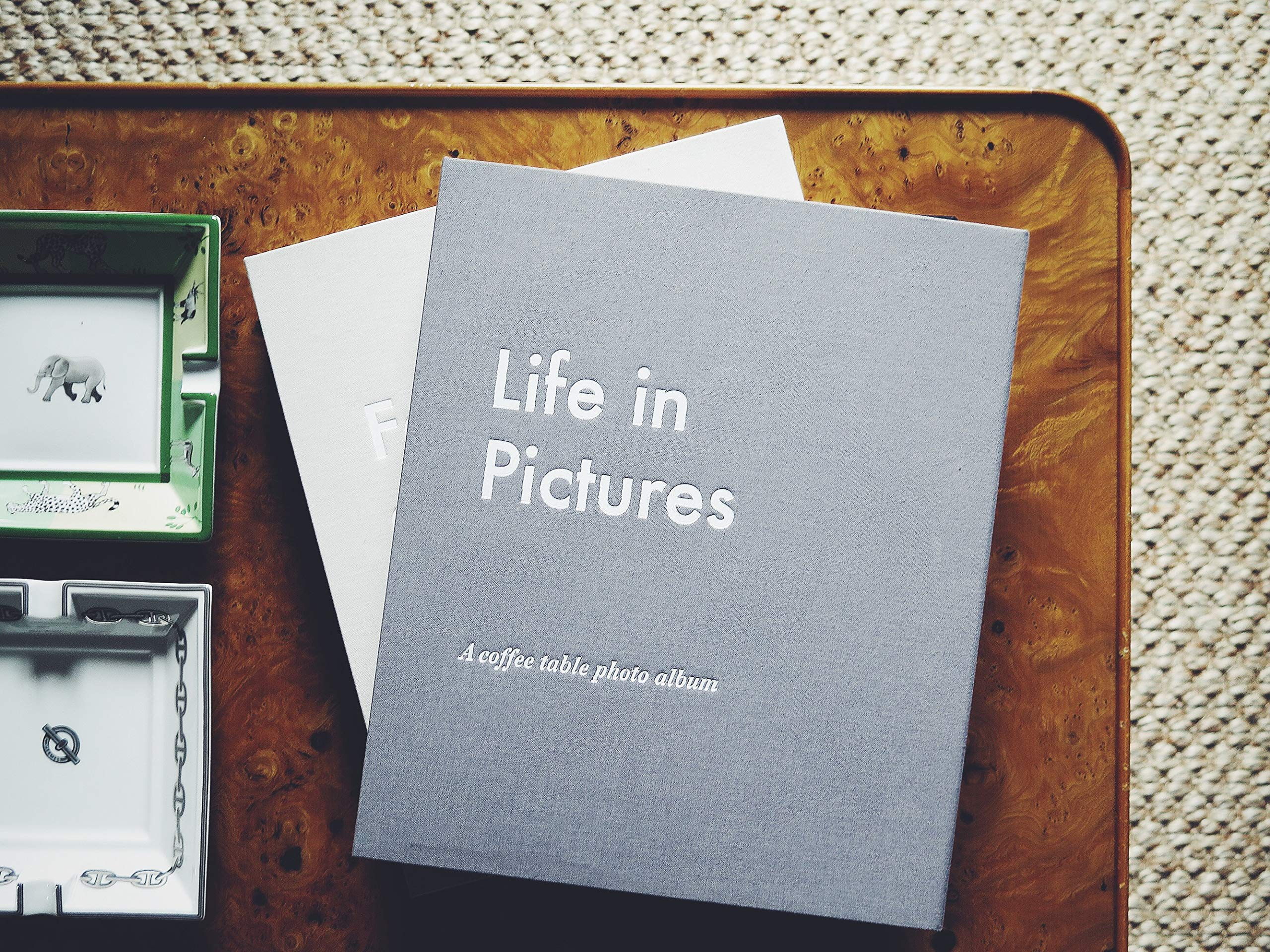 PRINTWORKS - Photo Album - Life in Pictures (Grey) by PrintWorks (Image #3)