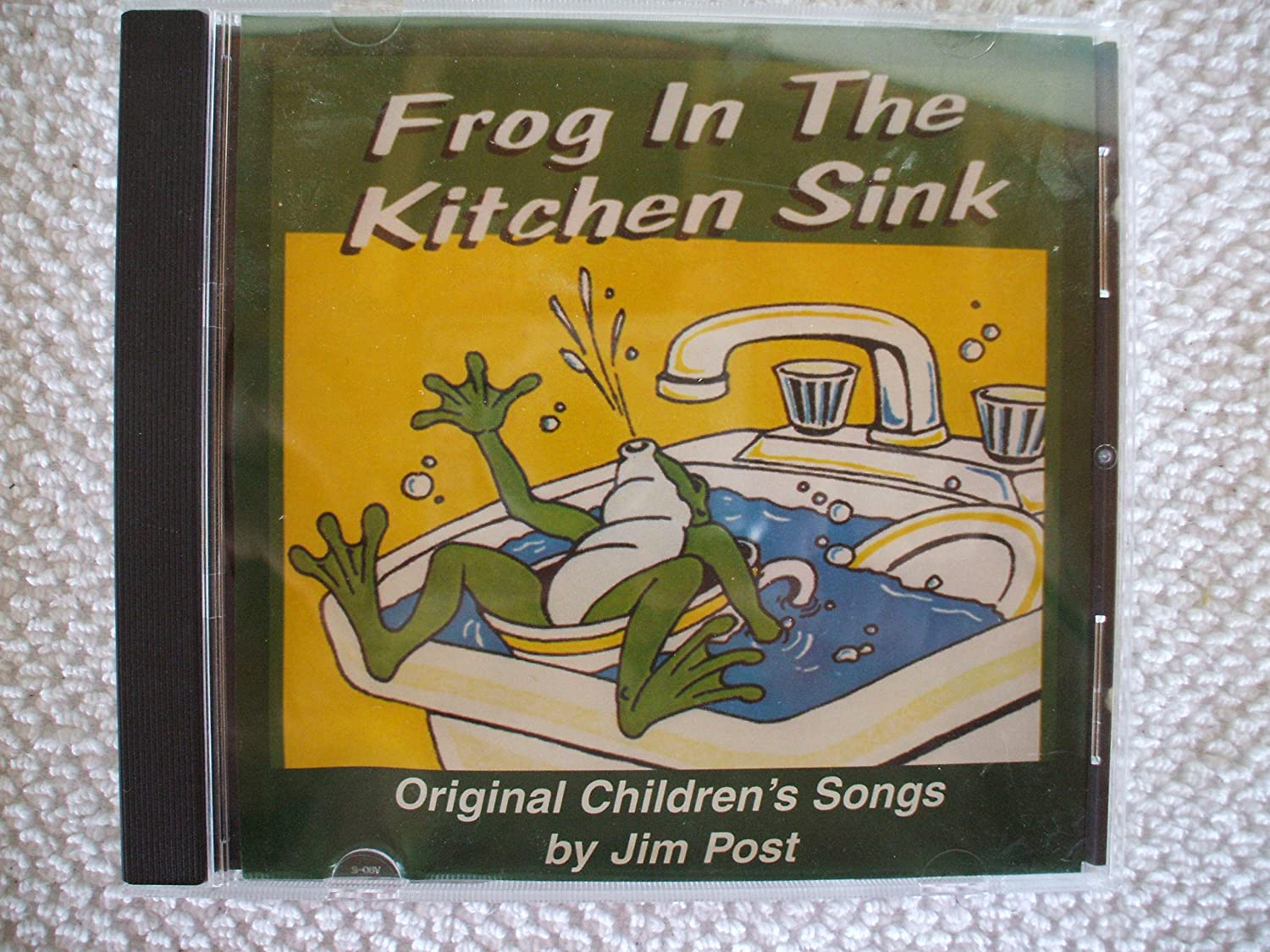 beautiful Frog In The Kitchen Sink Song #6: Amazon.com