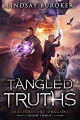 Tangled Truths: An Urban Fantasy Dragon Series (Death Before Dragons Book 3) Kindle Edition
