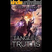 Tangled Truths: An Urban Fantasy Dragon Series (Death Before Dragons Book 3)