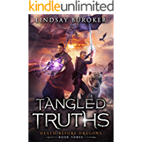 Tangled Truths: An Urban Fantasy Dragon Series (Death Before Dragons Book 3)