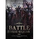 Battle for Three Realms: Clovel Sword Chronicles Epic Fantasy Book 2 (Clovel Sword Series)