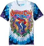 Liquid Blue Men's Grateful Dead-Terrapin Moon T-Shirt