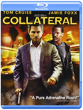 Amazon Com Collateral 2004 Bd Blu Ray Various Various Movies Tv