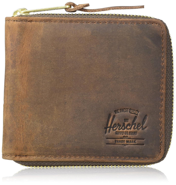 [ハーシェルサプライ] 財布 Walt 10370-00001-OS B01M01VD0H Nubuck Leather Nubuck Leather
