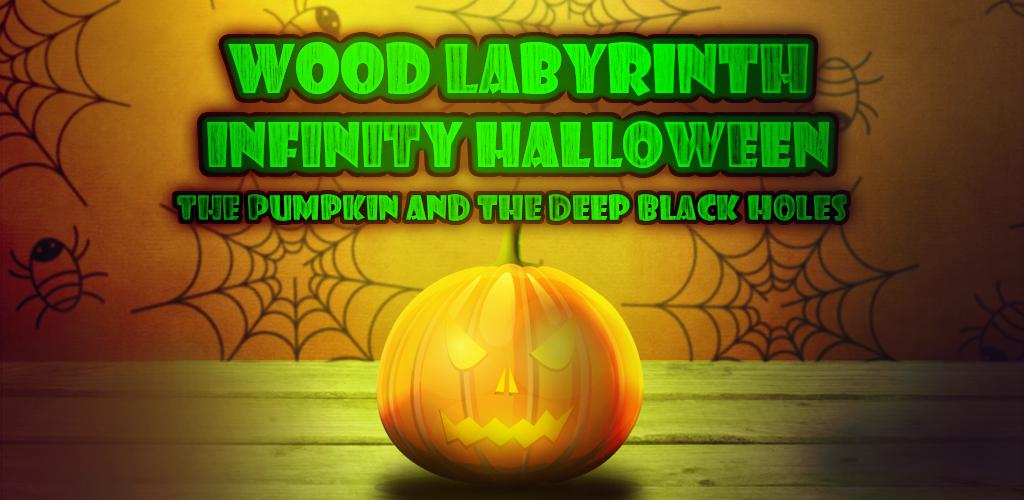 labirinto infinito madeira halloween: a abóbora e os