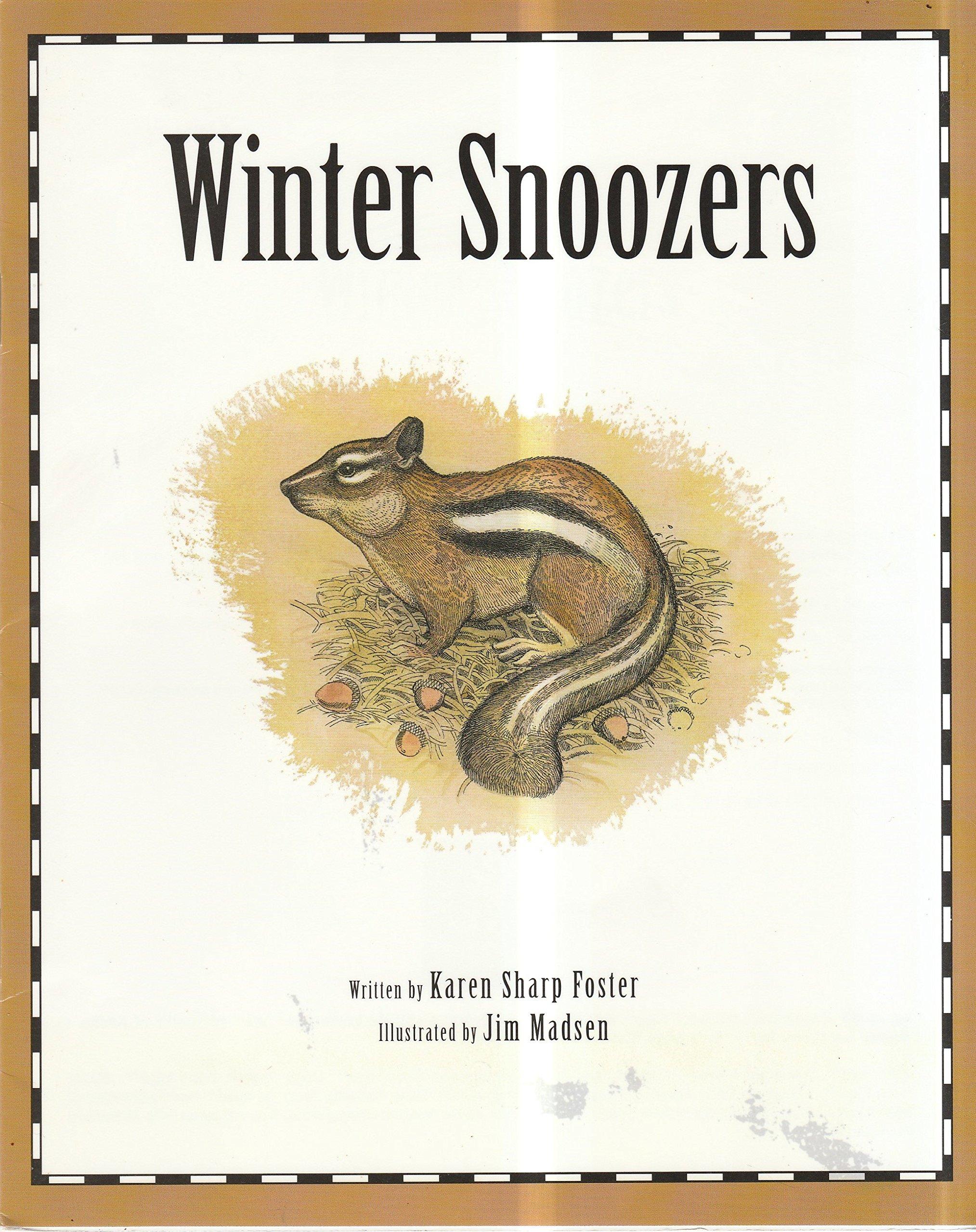 Download Winter Snoozers ebook