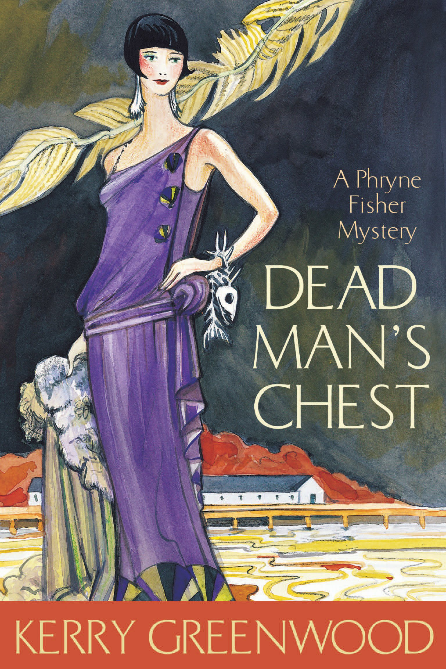 Dead Man's Chest: A Phryne Fisher Mystery (Phryne Fisher Murder Mysteries)