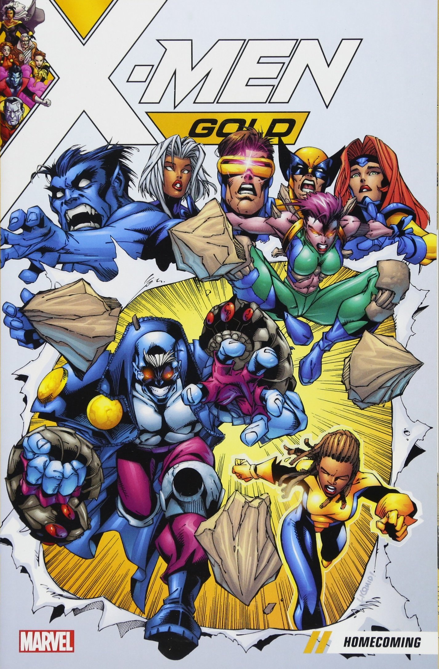 X-Men Gold Vol. 0: Homecoming pdf epub