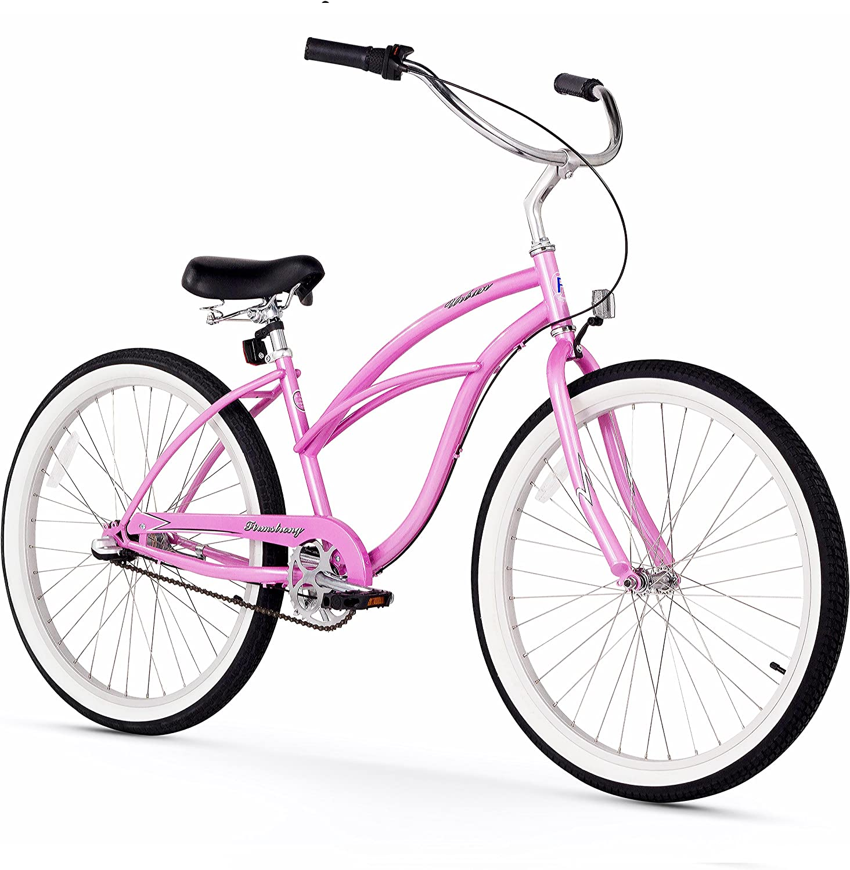 Firmstrong Urban Lady 3-Speed Bikes Beach Cruiser