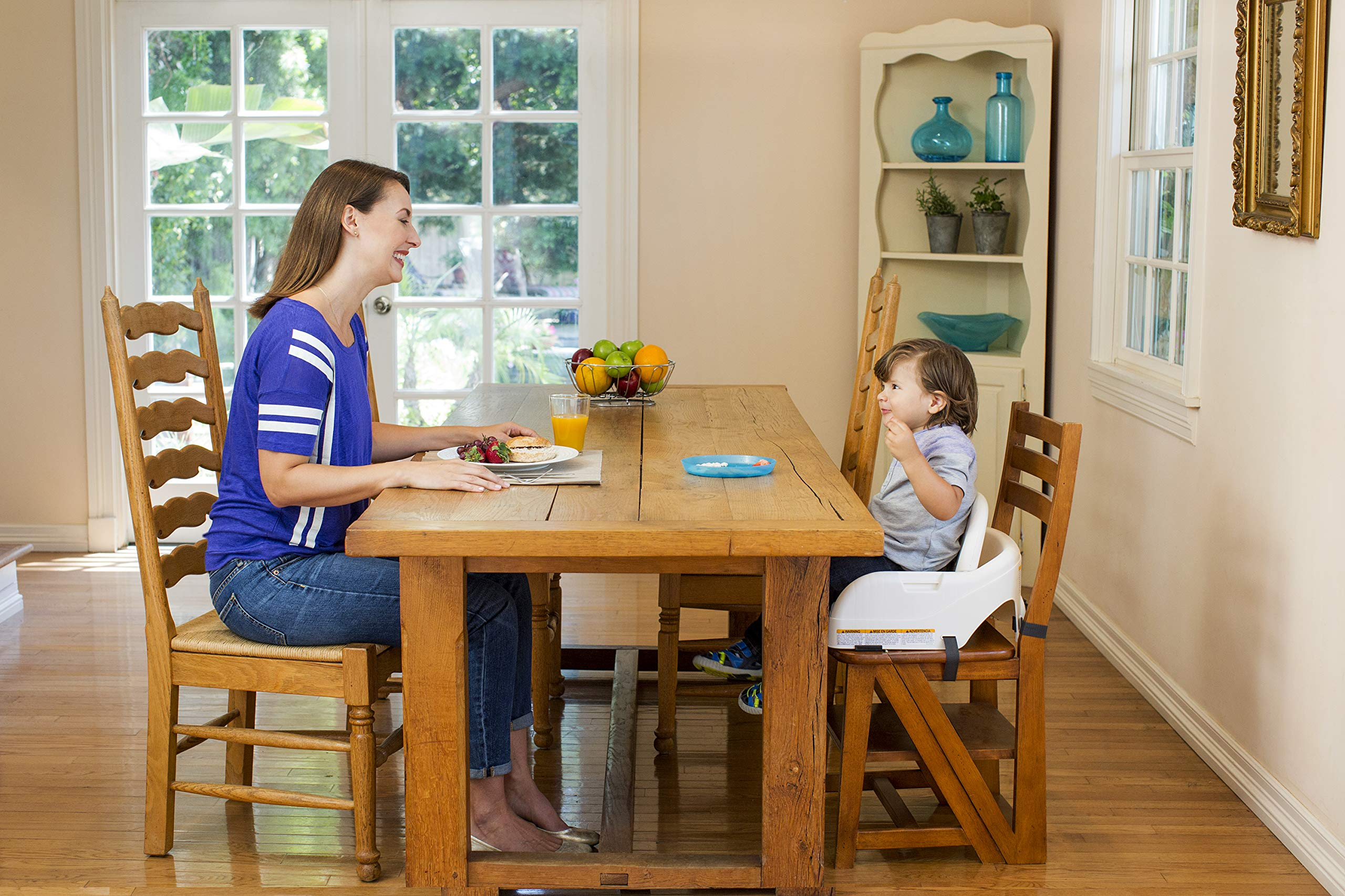 Graco Blossom 6-in-1 Convertible Highchair, Sapphire by Graco (Image #9)