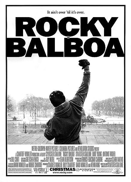 Rocky balboa 2006 movie poster 24x36
