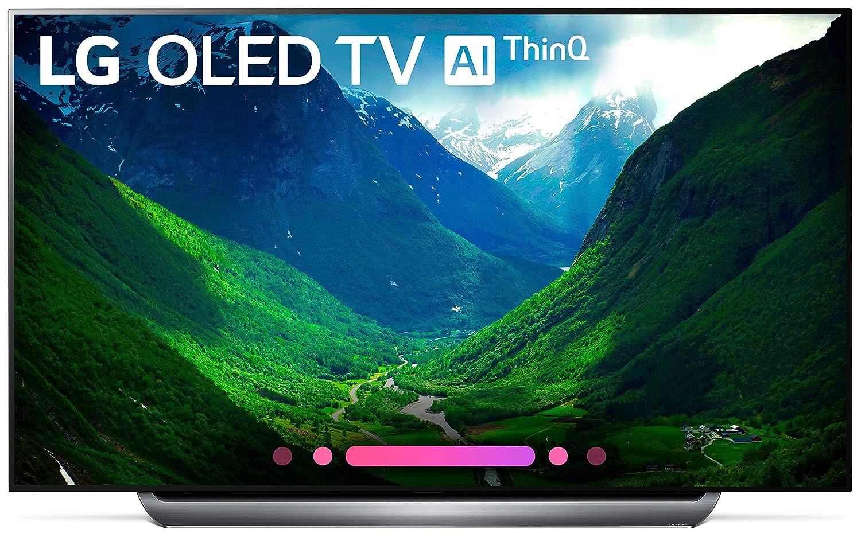 Lg Electronics Oled77c8pua 77 Inch 4k Ultra Hd Smart Oled Tv 2018 Model
