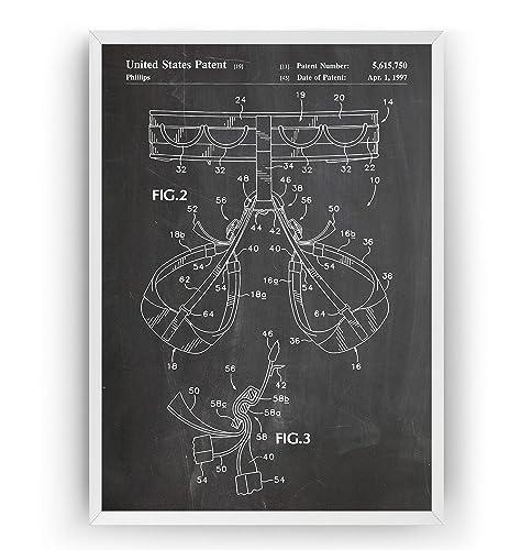 Arnés De Escalada En Roca 1997 Poster de Patente - Patent ...