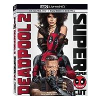 Deadpool 2 [Blu-ray];Marvel